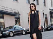 midi-dress-skinny-scarf